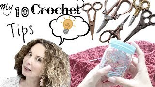 10 crochet tips Every Crocheters should know!!!
