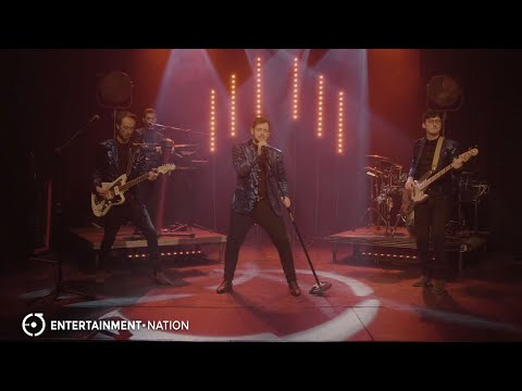 Elevate - Energetic Male Fronted Pop & Rock Band