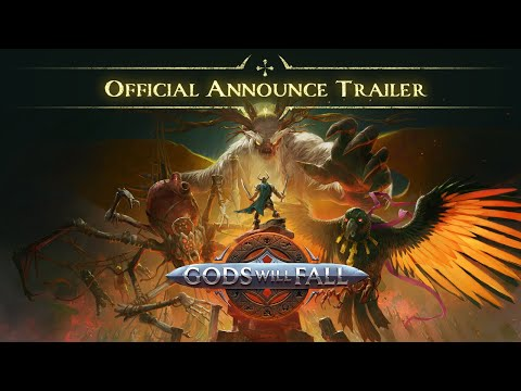 gods will fall announce trailer