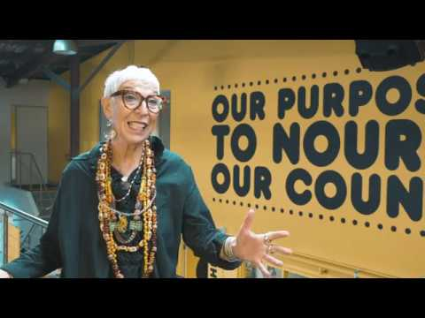 OzHarvest's Ronni Kahn on her mission to lead a life of positive impact