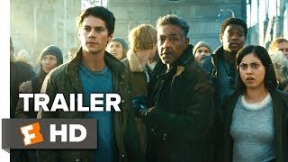 Дилан О'Брайен, Maze Runner: The Death Cure Trailer #1 (2018)
