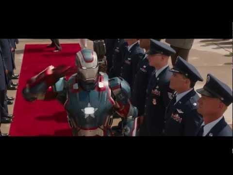 IRON MAN 3 Bande-annonce Officielle version français Marvel HD
