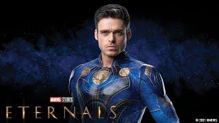 Ikaris   Marvel 101 Trailer