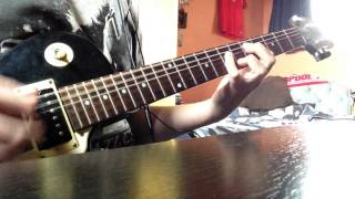 AC/DC - Nick Of Time Guitar Cover (Rhythm)
