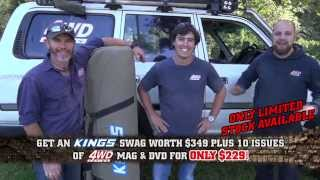 4WD Action Double Swag Special Deal