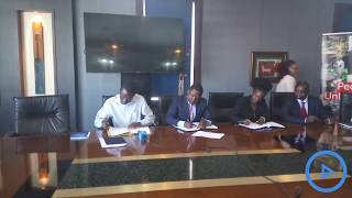 NMG signs MOU with IEA Kenya and Hivos East Africa