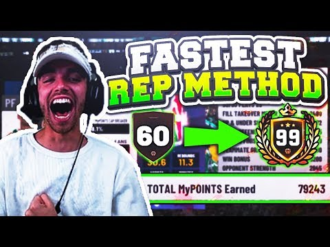 NBA 2K19 TIPS: NEW FASTEST 99 OVERALL METHOD! 80K XP EVERY GAME! HOW TO REP UP FAST IN NBA 2K19!