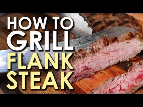 flank steak grillen mofachopper bauen builden und. Black Bedroom Furniture Sets. Home Design Ideas