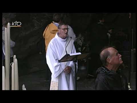 Chapelet à Lourdes du 11 juin 2019