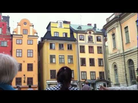 Экскурсия по Старому Городу (Стокгольм)