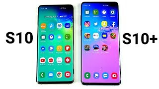 Why Galaxy S10 is better than S10 Plus!