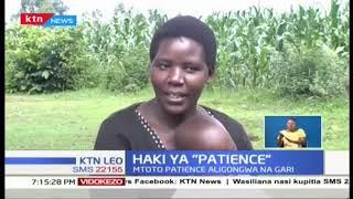 Familia ya Bungoma yadai haki kwa mtoto wao aliyegongwa na gari la serikali