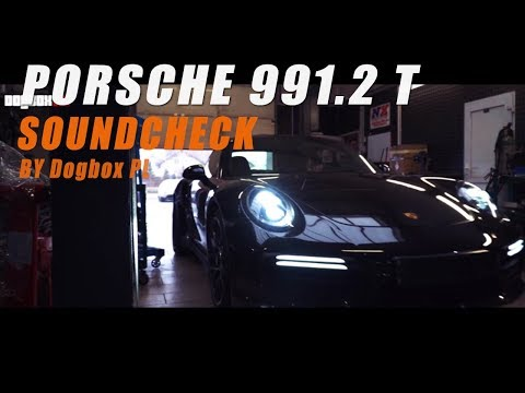 The iPE Exhasut for 991.2 Turbo S upgrading