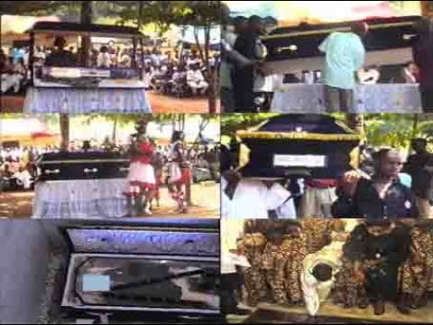 The Funeral footage of Prince Nico Mbarga released after two decades of his burial