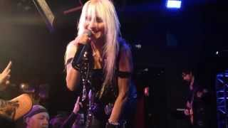 Doro Pesch - East Meets West in Houston, Texas 03/08/2015