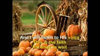 GOSPEL HYMNAL - I WILL LISTEN G.avi