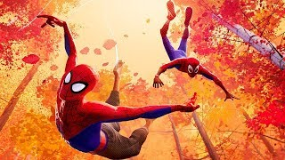 Человек паук  Через вселенные — Русский трейлер #2 (2018)