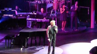 Barry Manilow and Bermuda Triangle - LG Arena, Birmingham, 17th May 2012