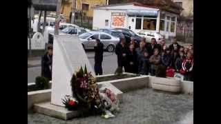 preview picture of video 'Smail Šikalo - Smajo 08.12.2010 (18-ta godišnjica smrti)'