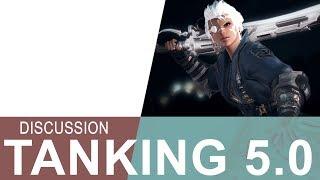 FFXIV 5.05 TANK DISCUSSION / COMPARISON - Are They Balanced?