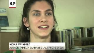 Film Shows Amelia Earhart Before Last Flight