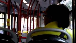 preview picture of video 'Journey On The C10 (8565,YX11AEP) Alexander Dennis Enviro200 Dart 10.2m'