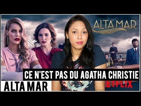 Alta Mar (Netflix) : Le voyage qui tourne mal ! [Sans spoilers]