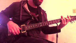 Dave Matthews Band - Sleep to Dream Her - Guitar Cover