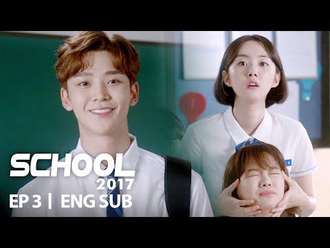 "Ro Woon Played a Kpop Idol 'Issue' in a Teen Drama ""School 2017"" [School 2017 Ep 3]"