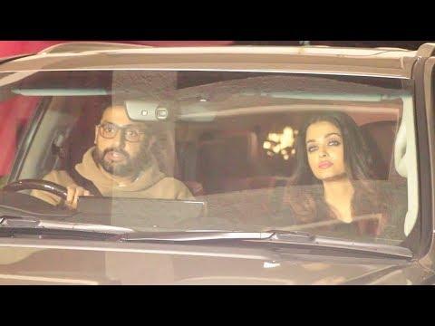 Aishwarya Rai, Abhishek Bachchan, Sussanne Khan @