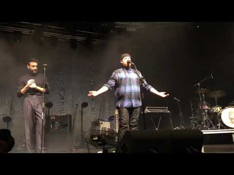 Tom Walker Feat Marco Mengoni - Hola (I Say) @ Fabrique Milan