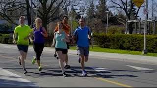 MEC & Canadian Running instructional video series: Episode one: Tempo running