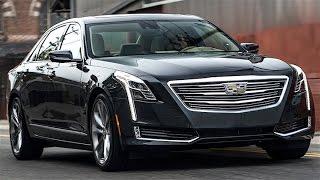 Cadillac CT6 2016 - 2020