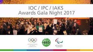 IOC IPC IAKS Awards Gala 2017