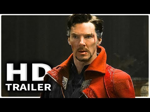 THOR RAGNAROK: NEW Doctor Strange Trailer #2 (2017) Superhero Movie HD Screenshot 1