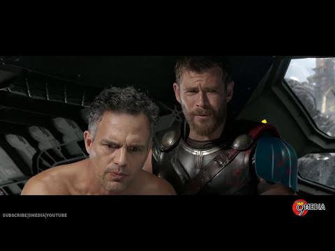 THOR RAGNAROK: NEW Doctor Strange Trailer #2 (2017) Superhero Movie HD Screenshot 2