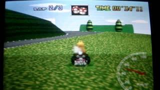 "Mario kart 64 - MR - 1' 28"" 18"