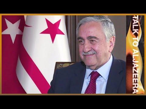 Mustafa Akinci: Greek Cypriots all talk and no action on reunification | Talk to Al Jazeera