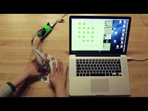 Trimmable Printed Sensors Can Add Multitouch To Any Device
