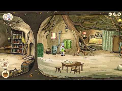 Průchod hrou Anča a Pepík v Čarovném lese