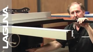 Fusion Tablesaw Setup - Level the Saw - Part 12 of 18