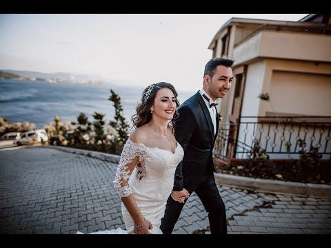 Bursa'da Bir Düğün Hikayesi Mine + Hakkı İstanbul Wedding Stories