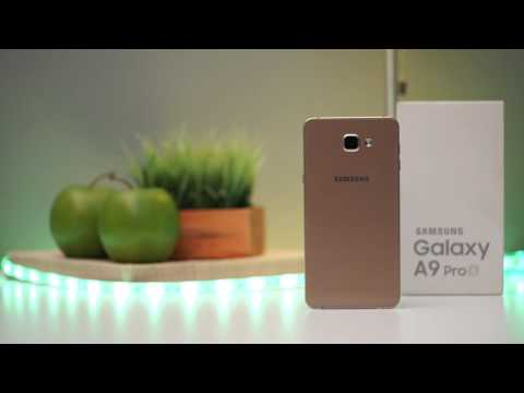 Galaxy A9 Pro 2016 Unboxing and Hands On