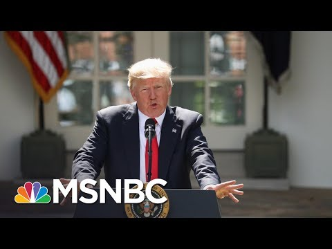 Lawrence: President Trump's Miscalculation With James Comey's Testimony | The Last Word | MSNBC