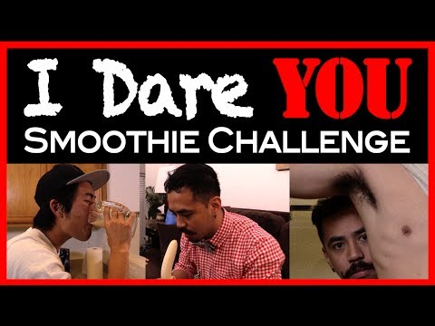 I Dare You: Smoothie Challenge