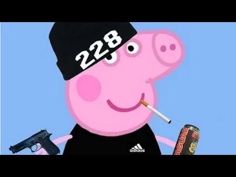 Любимые песни Свинки Пеппы | RYTP