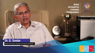 BITS Pilani Work Integrated Learning Programmes (WILP)