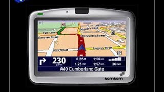 How To Disassemble A Tomtom Go 510/710 GPS