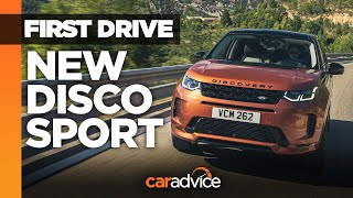 Land Rover Discovery Sport 2019 - dabar