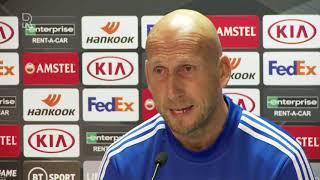 Stam over ambiance rond Rangers FC-Feyenoord: 'Dat heeft wel een impact'